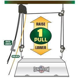 Sky Hook / Level Lift Sun System Level Lift Light Hanger