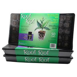 Hydro Dynamics Root Riot 50 Cube Tray