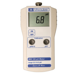Milwaukee Milwaukee MW100 Portable pH Meter