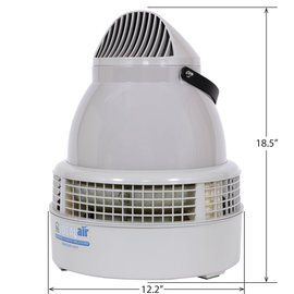 Ideal Air Ideal-Air Commercial Grade Humidifier - 75 Pints