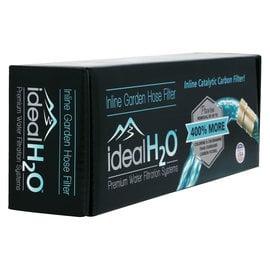 Ideal H2O Ideal H2O Inline Garden Hose Filter w/ Catalytic Carbon