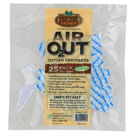 Harvest Keeper Harvest Keeper Air Out Oxygen Absorber 100 cc