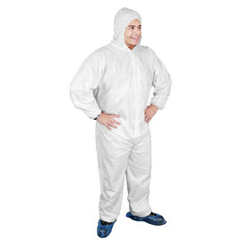 Growers Edge Grower's Edge Clean Room Body Suit - Size M
