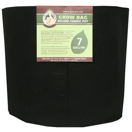 Gro Pro Gro Pro Premium Round Fabric Pot 7 Gallon