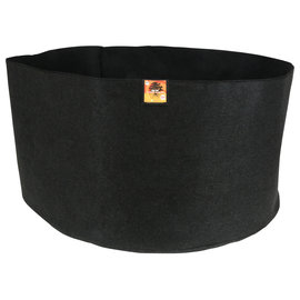 Gro Pro Gro Pro Essential Round Fabric Pot - Black 300 Gallon