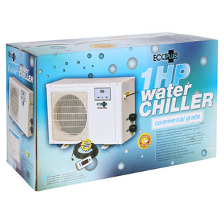 Eco Plus EcoPlus Commercial Grade Water Chiller 1 HP