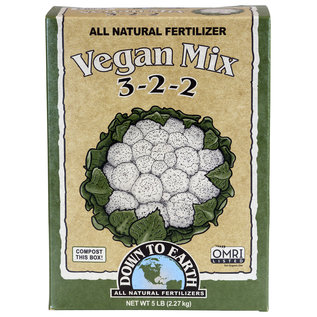 Down To Earth Down To Earth Vegan Mix - 5 lb