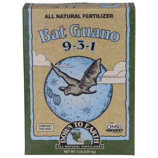 Down To Earth Down To Earth High Nitrogen Bat Guano - 2 lb