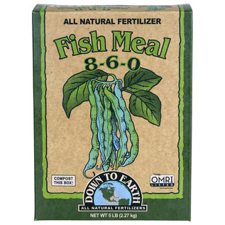 Down To Earth Down To Earth Fish Meal - 5 lb