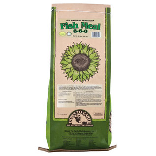 Down To Earth Down To Earth Fish Meal - 20 lb