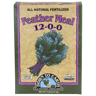 Down To Earth Down To Earth Feather Meal - 5 lb