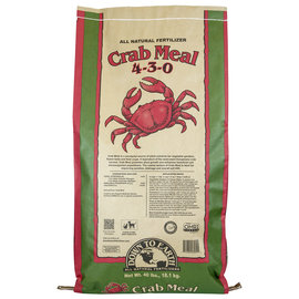 Down To Earth Down To Earth Crab Meal - 40 lb