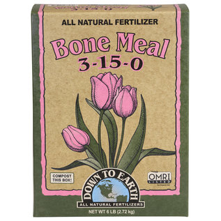 Down To Earth Down To Earth Bone Meal - 6 lb
