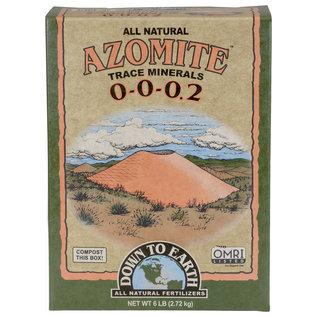 Down To Earth Down To Earth Azomite SR Powder - 6 lb