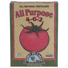 Down To Earth Down To Earth All Purpose Mix - 6 lb