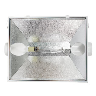 Sun System Power and Lamp Cord Dominator XXXL 6 in Air-Cooled Reflector