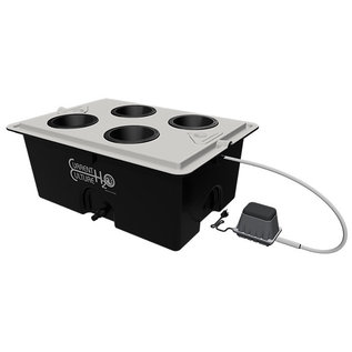 Current Culture Current Culture UC Solo Pro 35 Gallon, 4 x 8 in Net Pots