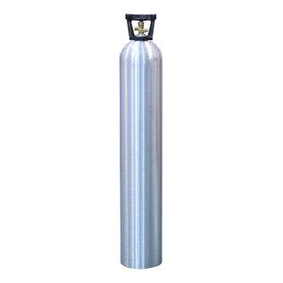Titan Controls CO2 Tank Aluminum 50 lb - Empty