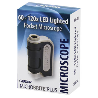 Carson Optical Carson Optical MicroBrite Plus - 60-120x LED Microscope