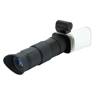 Carson Optical Carson Optical MA-60 MagniScope- 6x18 mm Monocular- 25x Microscope- 4x LED Loupe