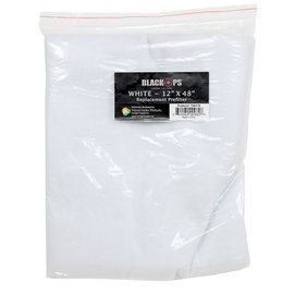 Black Ops Black Ops Replacement Pre-Filter 12 in x 48 in White