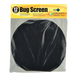 Black Ops Black Ops Bug Screen w/ Active Carbon Insert 12 in