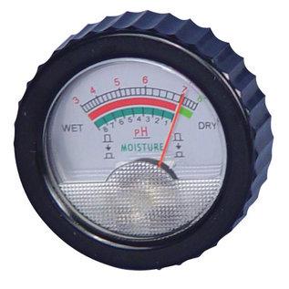 Rose City Accurate pH 8 Soil pH & Moisture Meter