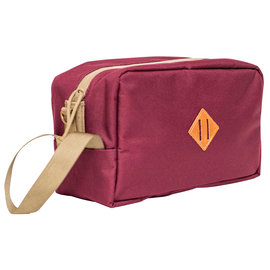 Abscent Abscent Toiletry Bag - Crimson