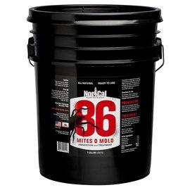 86 Mite and Mold 86 Mites and Mold 5 Gallon RTU