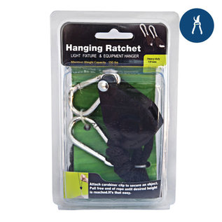 1/4'' Rope Ratchet Light Hanger (1pc.)