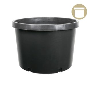20 Gal. Squat Injection Molded Pot