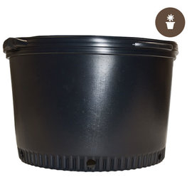 20 Gal. Squat Thermoformed Pot