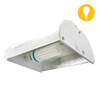 Grow1 200W CFL Bulb &  Reflector Package
