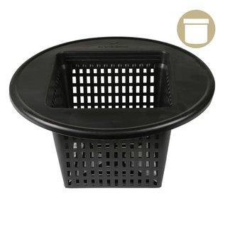 6'' Square Mesh Pot Bucket Lid
