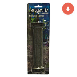 AquaVita AquaVita 6'' Cylinder Air Stone w/ Base