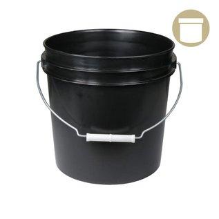 5 Gal. Black Bucket w/ handle