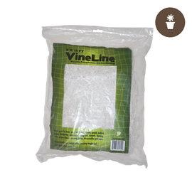 VineLine 5' x 15' (WHITE) VineLine Plastic Garden Netting