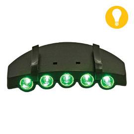 Grow1 Grow1 Green LED Hat Light