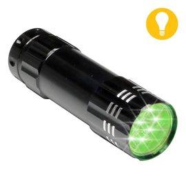 Grow1 Grow1 Green LED Mini Flash Light