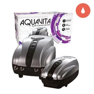 AquaVita AquaVita 3L/min. Air Pump - 2 outlets (3.5w) 48 GPH