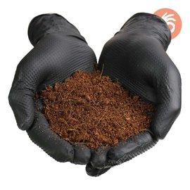 Dirt Defense Dirt Defense 6mil Diamond Grip Gloves 100 pack X-Large