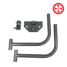 F5 Fans F5 Industrial Wall Mounting Bracket for 601130 / 601165