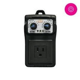 LTL Controls LTL STAGE1 Analog recycle timer, single outlet