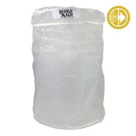 Bubble Magic Bubble Magic 5gal 220mic Washing Bag w/ Zipper