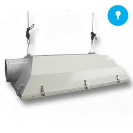 El Jefe El Jefe 8'' Dual Lamp Reflector