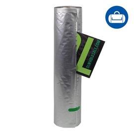 NatureVAC NatureVAC 15''x19.5' Vacuum Seal Bags Aluminum