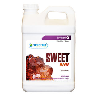 Botanicare Botanicare Sweet Carbo Raw 2.5 Gallon