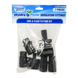 Hydro Flow Hydro Flow Ebb & Flow Fitting Kit