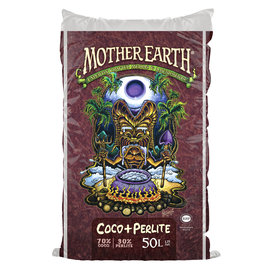 Mother Earth Mother Earth Coco + Perlite Mix 50 Liter 1.75 cu ft (67/Plt)