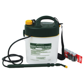 Root Lowell Root Lowell Flo-Master Battery Powered Sprayer 5 Liter/1.3 Gallon